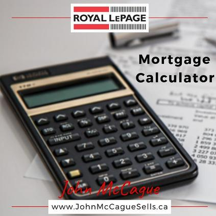 Online Mortgage Calculator